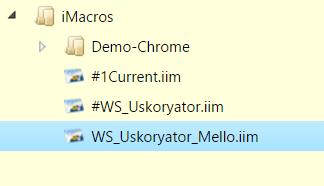 Макрос для работы с Яндекс Вордстат